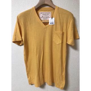 ロンハーマン(Ron Herman)のロンハーマン Ron Herman TシャツXS Yellow(Tシャツ(半袖/袖なし))