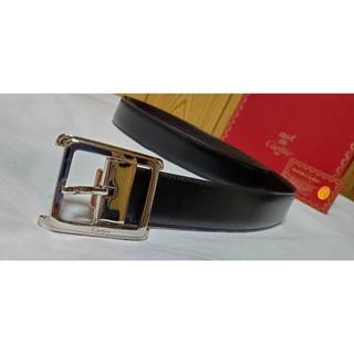 Cartier - 正規 カルティエ アルディロン タンク 2Cロゴ クラシック リバーシブルベルト