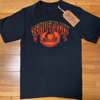 テンダーロイン(TENDERLOIN)の絶版! TENDERLOIN 半袖 Tシャツ フリーメイソン ブラック 黒 S(Tシャツ/カットソー(半袖/袖なし))