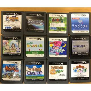 ニンテンドーDS(ニンテンドーDS)のDSカセット(携帯用ゲームソフト)