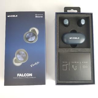 ノーブル(Noble)のNobel Audio Falcon(ヘッドフォン/イヤフォン)