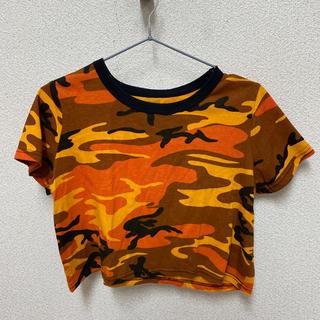 迷彩 tシャツ(Tシャツ(半袖/袖なし))