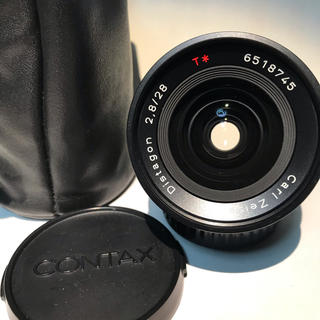 キョウセラ(京セラ)のCONTAX Carl Zeiss Distagon 28mm f2.8 AEJ(レンズ(単焦点))