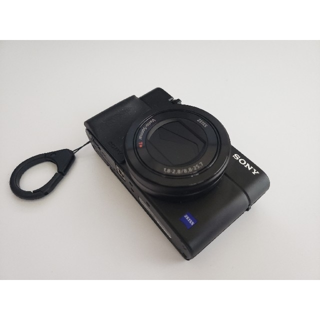 SONY(ソニー)のsony rx100m3 スマホ/家電/カメラのカメラ(コンパクトデジタルカメラ)の商品写真