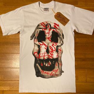 テンダーロイン(TENDERLOIN)の人気品! TENDERLOIN 半袖Tシャツ TEE S ダリ ホワイト 白 S(Tシャツ/カットソー(半袖/袖なし))