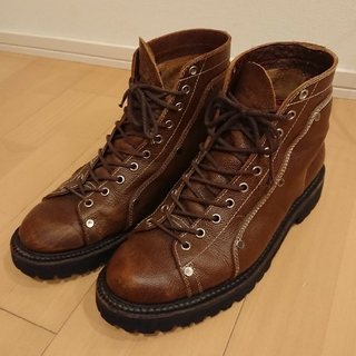 エビス(EVISU)の(再値下げ)山根靴店  ハイカット モンキーブーツ(ブーツ)