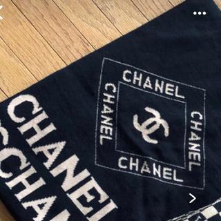 CHANEL - CHANEL海外ノベルティマフラー