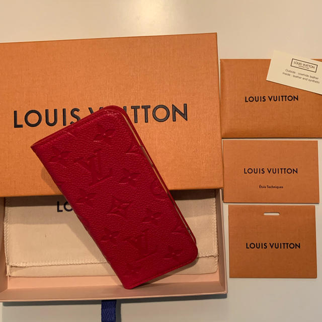 LOUIS VUITTON - LouisVuitton iPhoneケースの通販