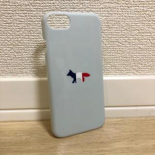 メゾンキツネ(MAISON KITSUNE')のMaison Kitsuné IPhone8 用 ケース(iPhoneケース)