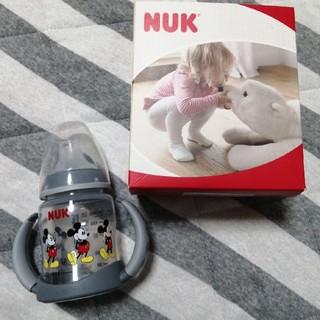 ディズニー(Disney)のNUK ミッキー スパウト 新品未使用 150ml(哺乳ビン)
