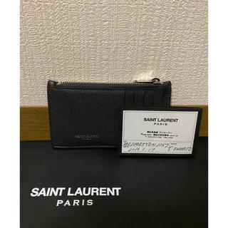 サンローラン(Saint Laurent)の【送料込】サンローラン カード入れ(名刺入れ/定期入れ)