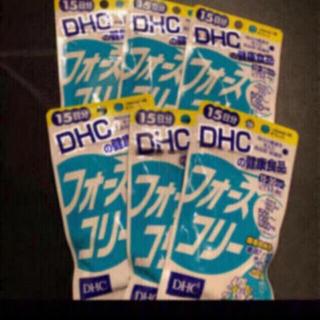 ディーエイチシー(DHC)のフォースコリー15日×6袋(ダイエット食品)