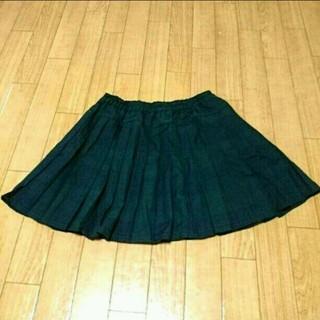 ローリーズファーム(LOWRYS FARM)のチェック柄プリーツスカート(ミニスカート)