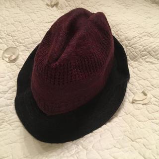 スコットクラブ(SCOT CLUB)のスコットクラブ GIGI 帽子 パナマ帽 アルパカ混(ハット)