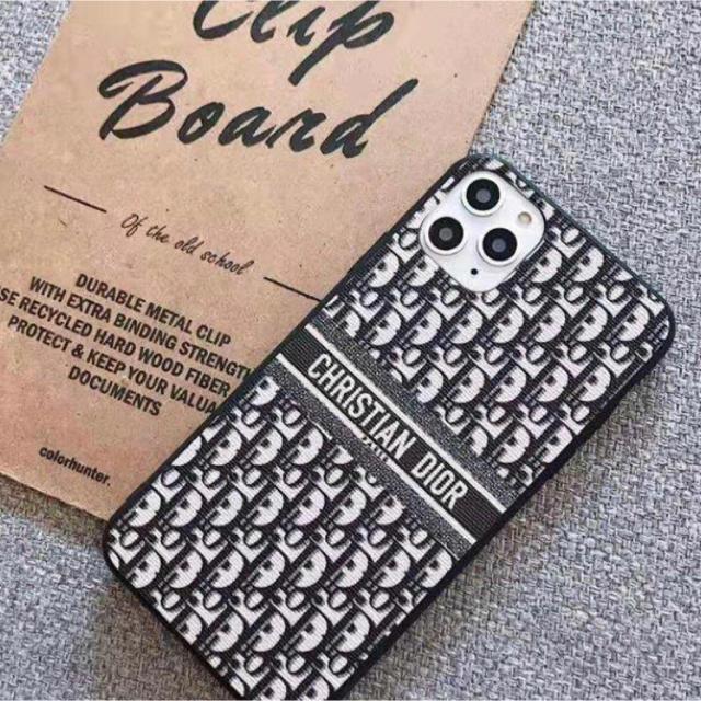 iphoneケース ヴィトン 手帳型 | Christian Dior - Jessicaさま専用 iPhone 11pro max Blackの通販 by Aya's shop|クリスチャンディオールならラクマ