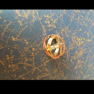 天球儀リング 13号 マルチカラー(リング(指輪))