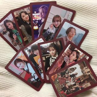 TWICE(K-POP/アジア)