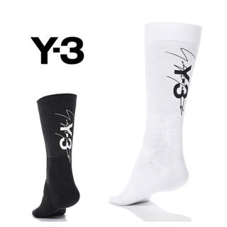 ワイスリー(Y-3)のy-3 靴下 ソックス 26-28cm(ソックス)