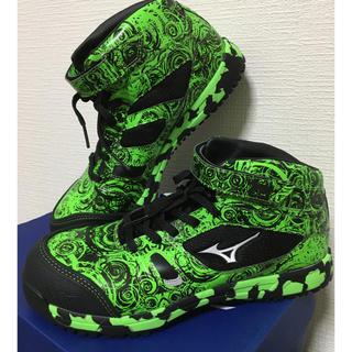 MIZUNO - 【限定☆新品】MIZUNO ミズノ安全靴 ALLMIGHTY  26.5cm
