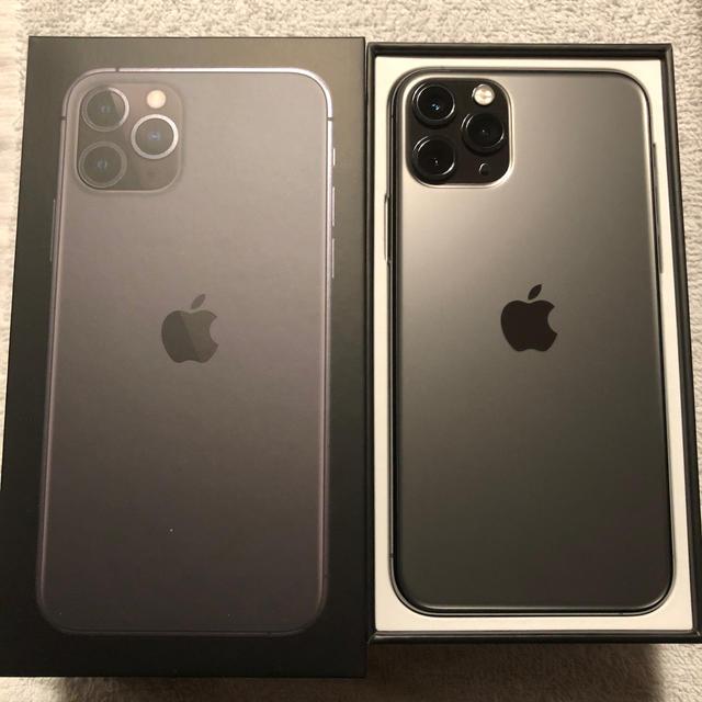 iPhone 11 ケース MICHAEL KORS | iPhone - 極美品‼️ iPhone11Pro SpaceGray 256GB SIMフリーの通販 by hikaru's shop|アイフォーンならラクマ