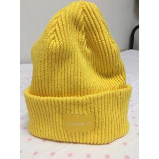 エイチアンドエム(H&M)のニート帽子(ニット帽/ビーニー)