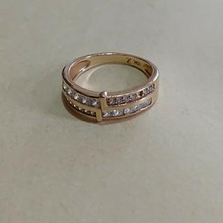 アヴァランチ(AVALANCHE)のアヴァランチ 10k YG リング 指輪 アバランチ k10 イエローゴールド(リング(指輪))
