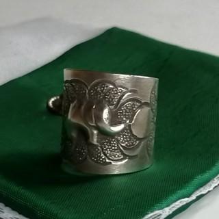 KSR-H5 カレン族シルバー リング(リング(指輪))