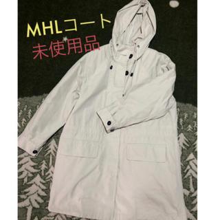 マーガレットハウエル(MARGARET HOWELL)の未使用品 美品 MHL コート(ロングコート)