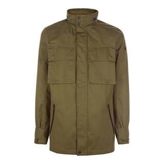 フィアオブゴッド(FEAR OF GOD)のVictorinox Highlander jacket グリーン(ミリタリージャケット)