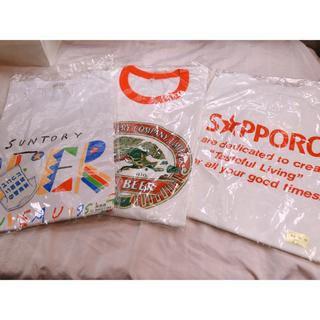 キリン(キリン)の大手ビールメーカー Tシャツ 3枚セット ロゴTシャツ レア 限定(Tシャツ/カットソー(半袖/袖なし))