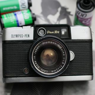 オリンパス(OLYMPUS)の整備済 OLYMPUS PEN D2 オリンパス ペン #232(フィルムカメラ)