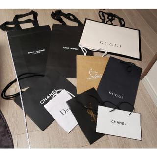 サンローラン(Saint Laurent)のシャネル・ルブタン・YSL・GUCCI・ディオール・モンクレールブランド袋◆美品(その他)