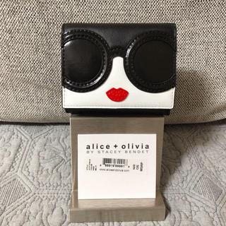 アリスアンドオリビア(Alice+Olivia)の専用ページ Alice olivia  三つ折り財布 カードケース 新品(財布)