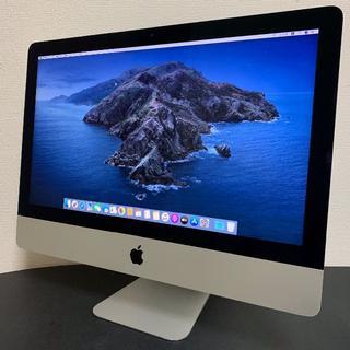 アップル(Apple)のCorei7+メモリ16GB!! Apple iMac2015 4K21.5(デスクトップ型PC)