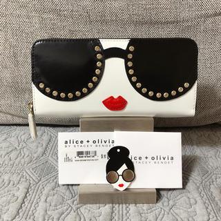 アリスアンドオリビア(Alice+Olivia)のAlice Olivia 長財布 新品未使用(財布)