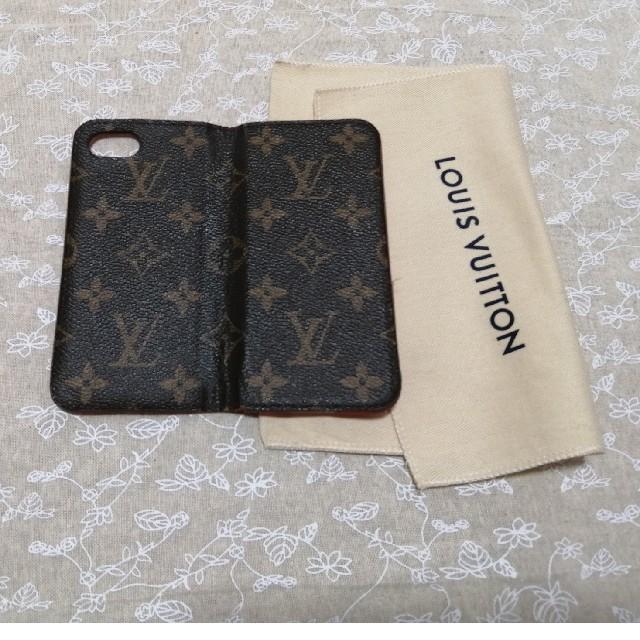 LOUIS VUITTON - iphone 7 スマホケース ルイヴィトンの通販