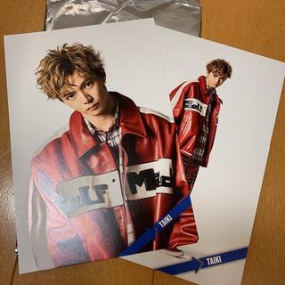 EXILE - 佐藤大樹 ポストカード