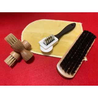 リーガル(REGAL)の靴磨き用品5点 組み合わせ自由 シューケア(その他)