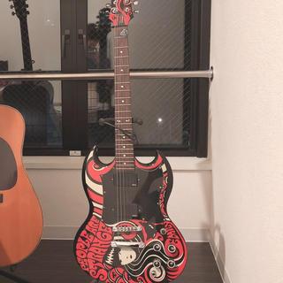 エピフォン(Epiphone)のEpiphone Emily The Strange G-310(エレキギター)