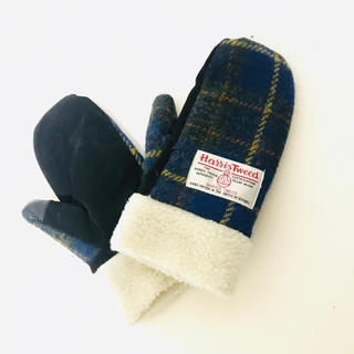ハリスツイード(Harris Tweed)のハリスツイード(Harris Tweed)手袋(手袋)