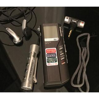 オリンパス(OLYMPUS)のオリンパス  ボイスレコーダー ブラック 録音機 (その他)