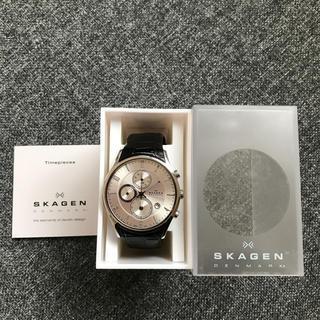 スカーゲン(SKAGEN)のスカーゲン メンズ 腕時計(腕時計(アナログ))