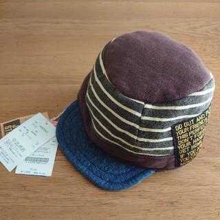 ジャンクストアー(JUNK STORE)のベビーリバーシブル 帽子(帽子)