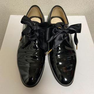 オゥバニスター(AU BANNISTER)の美品 Au BANNISTER シューズ(ローファー/革靴)