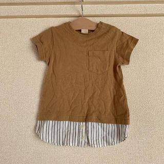 プティマイン(petit main)の3/24処分 プティマイン トップス 半袖(Tシャツ/カットソー)