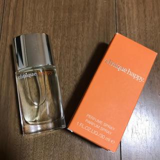 クリニーク(CLINIQUE)のCLINIQUE香水 HAPPY ご購入者様宛(香水(女性用))