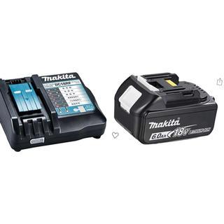 マキタ(Makita)のバッテリー充電器セット 新品(バッテリー/充電器)