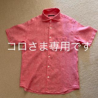 ドアーズ(DOORS / URBAN RESEARCH)のURBAN RESEARCH DOORS メンズ半袖シャツ(サイズ40)(シャツ)