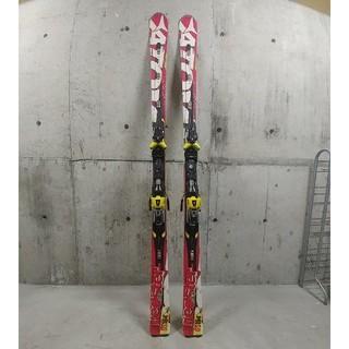 アトミック(ATOMIC)のATOMIC DOUBLDECK GS スキー板 184cm アトミック(板)