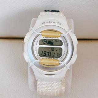 ベビージー(Baby-G)のBaby-G CASIOデジタル腕時計 限定品(腕時計)